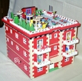 LEGO City and Town Buildings