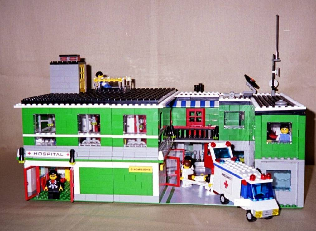 Building Instructions Bundle 1 With 7 Custom Lego Designs Lions