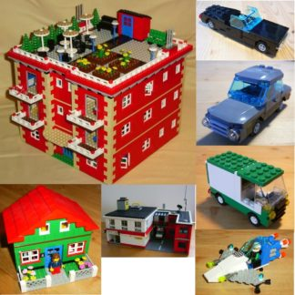 Designing Your Lego City Layout Lions Gate Models